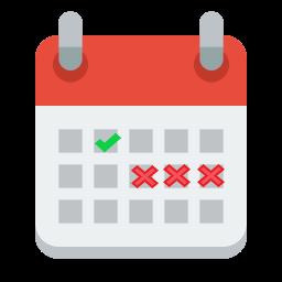 calendario lezioni-festività